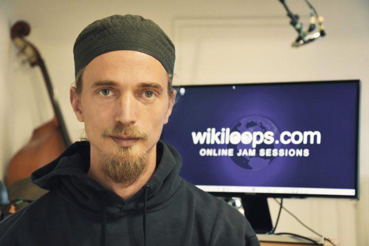 Richard Kaiser, Gründer und Betreiber von Wikiloops