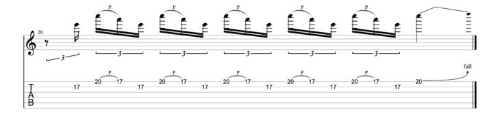 Gitarre Workshop Solo Übung Led Zeppelin