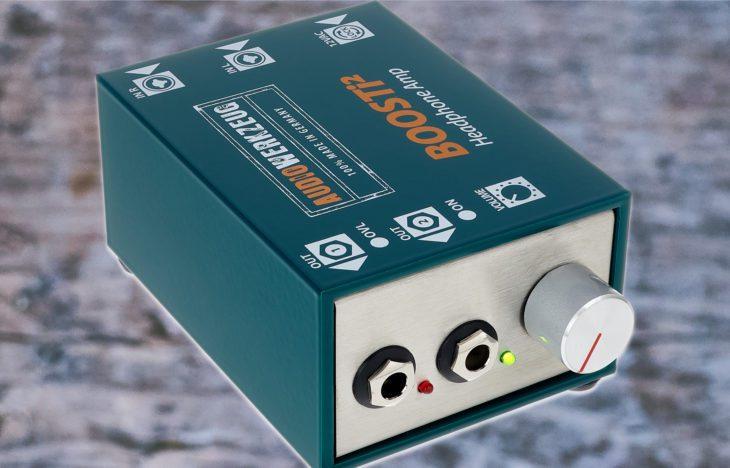 audiowerkzeug boosti 2
