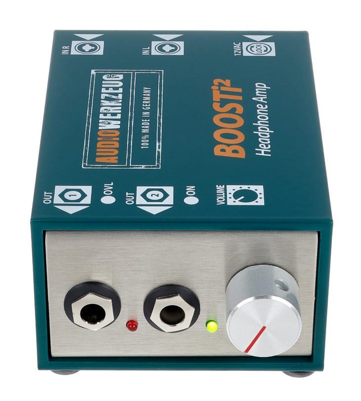 audiowerkzeug boosti 2 test