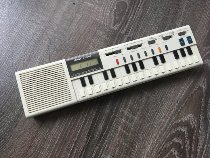 Casio VL-1 Portable Synthesizer