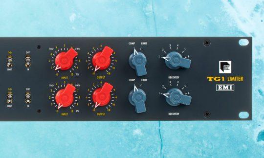 Test: Chandler Limited TG 1, Kompressor/Limiter