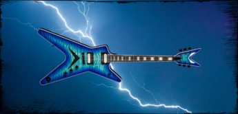 Test: Dean Guitars ML Select Quilt Top OB, E-Gitarre