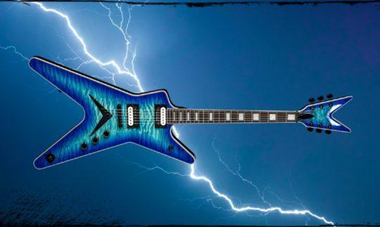 Test: Dean Guitars ML Select Quilt Top OB, E-Gitarre