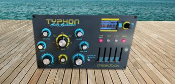 Test: Dreadbox Typhon, Analog Synthesizer mit Effekten
