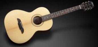 Test: Framus Parlor Model FP-14SV VSNT, akustische Gitarre