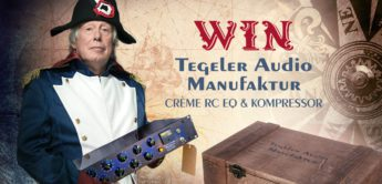 Gewinnspiel: Tegler Crème RC EQ & Kompressor