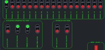 MIDI_RT_PA MIDI-Protokollanalyzer für den PC