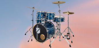 Test: Millenium MX420 Studio Set, Schlagzeug