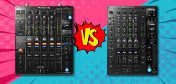 Vergleichstest: Pioneer DJM-900NXS2 vs. Denon DJ X1850 4-Kanal DJ-Mixer