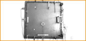 Genial: Reverb-Plate angetriggert durch Midi-Hämmerchen