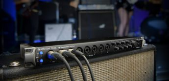 Test: Presonus Quantum 2626, Thunderbolt 3 Audio-MIDI-Interface