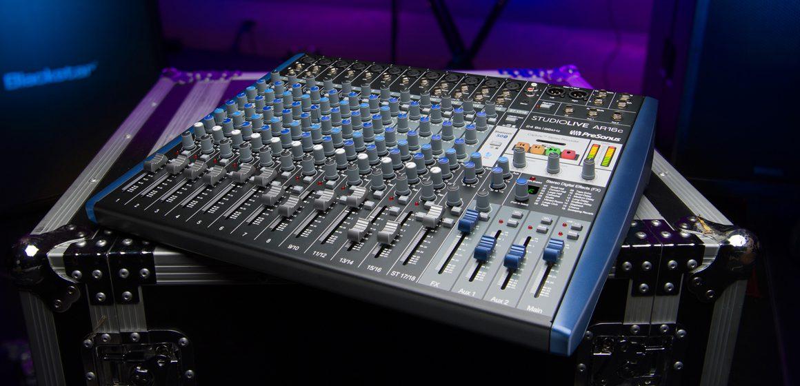 Presonus Studiolive AR 8