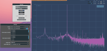Überprüfende Messungen am RME ADI-2 Pro FSR