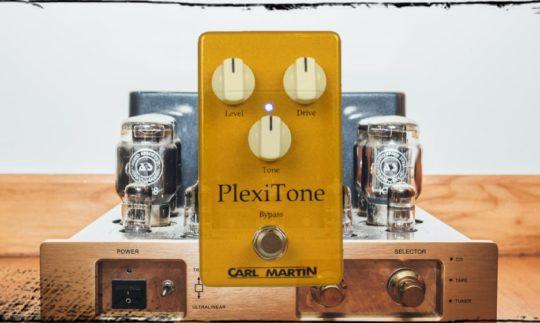 Test: Carl Martin Single Channel PlexiTone
