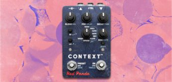 Test: Red Panda Context V2, Hall-Pedal
