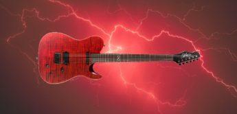 Test: Chapman Guitars ML3 Bea Rabea Massaad Baritone, E-Gitarre