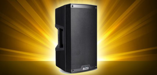 Test: Alto TS 310 Aktivboxen Test: Alto TS 310 Aktivboxen Test: Alto TS 310 Aktivboxen