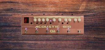 Test: Carl Martin Acoustic Gig, Multieffektgerät