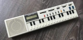 Green Box: Casio VL-1 Portable Synthesizer (1981)