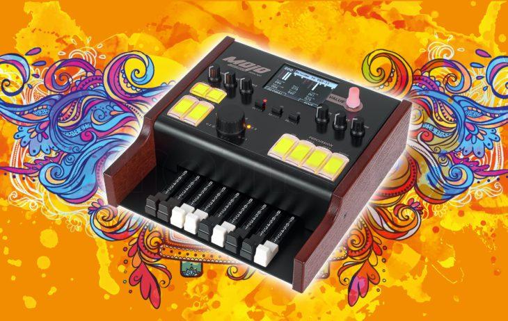 Test: Crumar Mojo Desktop, Orgel-Expander
