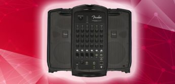 Test: Fender Passport Event Series 2 Beschallungsanlage