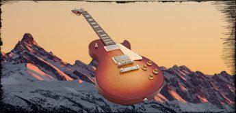 Test: Gibson Les Paul Tribute SCB, E-Gitarre