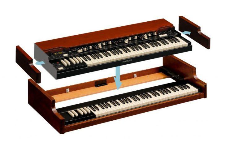 Hammond XLK5 Organ System