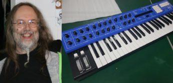 Behringer zeigt Prototyp des BBG Wave, PPG Synthesizer Klon
