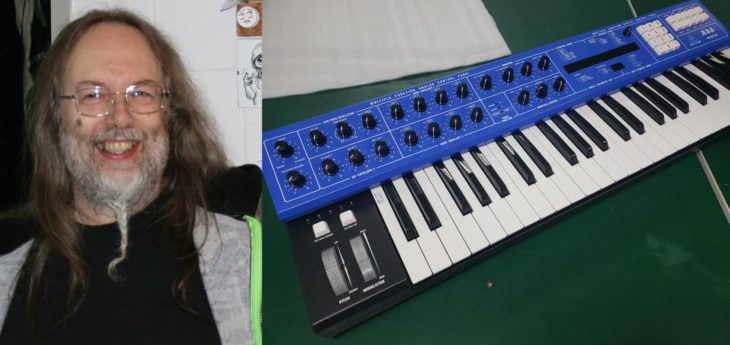 hermann seib behringer bbg wave synthesizer