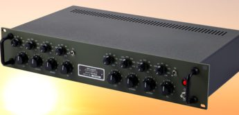 Test: JDK Audio EQ-R24, Equalizer