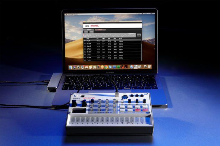 Korg Volca Sample 2 mit USB
