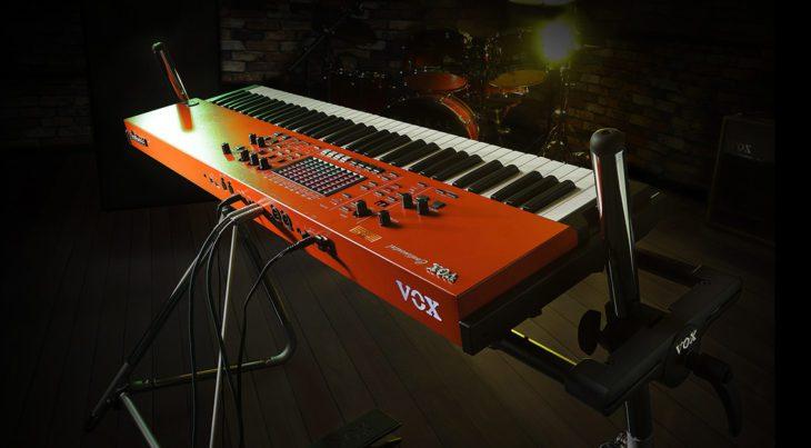 Korg Vox Continental Organ