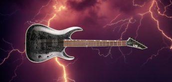 Test: LTD MH 1001, E-Gitarre