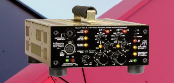 Test: Millennia TD-1, Twin Direct Recording Channel