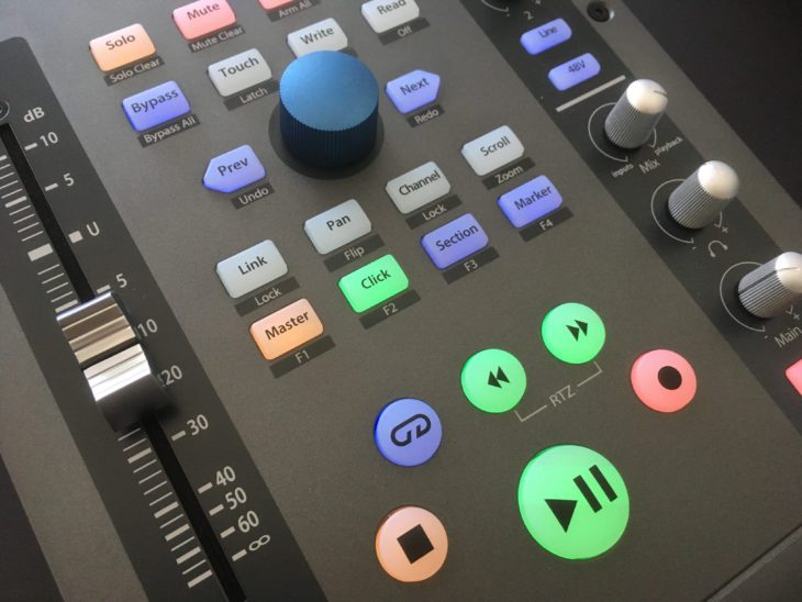 test Presonus ioStation 24c