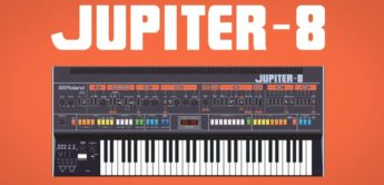 Jupiter-8 Model Expansion für Roland Zenology