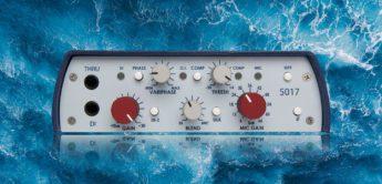 Test: Rupert Neve Designs Portico 5017, Mikrofonvorverstärker/DI-Box/Kompressor