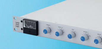 Test: SSL X Logic G Series Compressor, Stereo-Kompressor