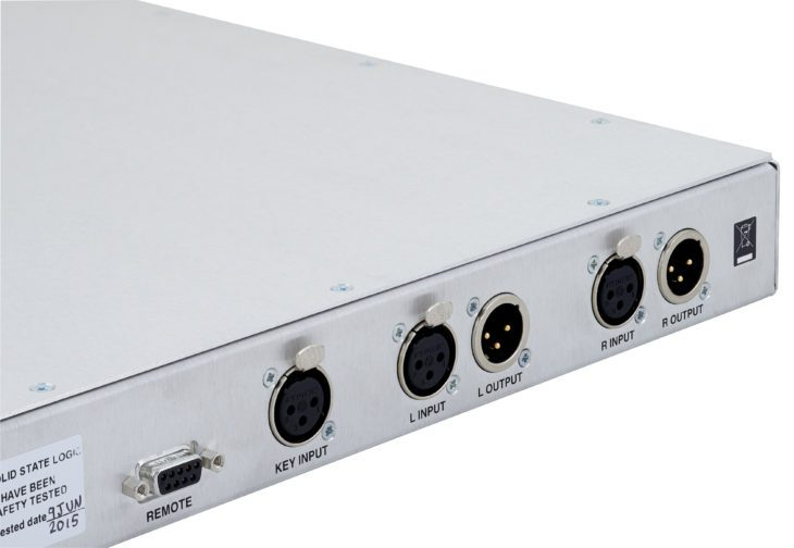 SSL X Logic G Series Compressor test