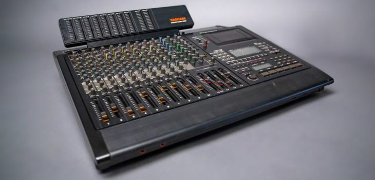 Alles über Tascam Bandmaschinen, Recording-Mixer, Portastudios