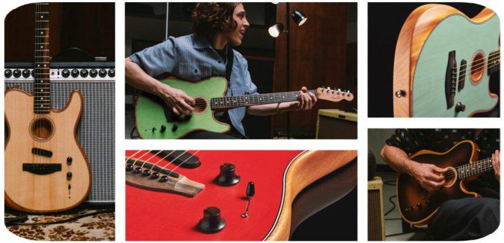 Test Fender Acoustasonic Stratocaster