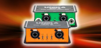 Test: Unika SDI-2 passive DI-Box und Unica ISO-2 Isolator