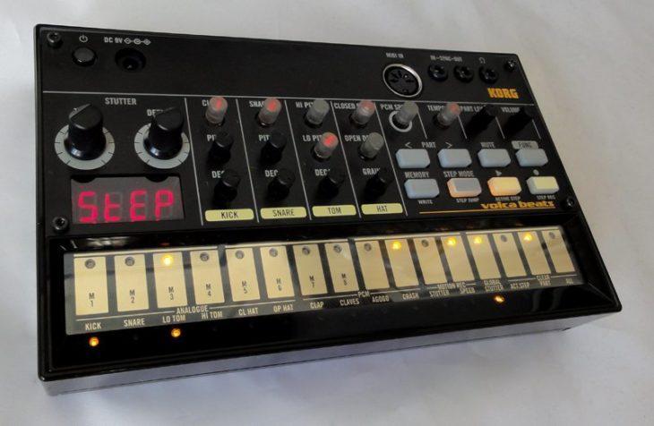 Klangvergleich Stereo-Reverb-Pedale für Drum Machine