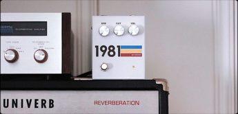 Test: 1981 Inventions DRV Blue, Overdrive für E-Gitarre