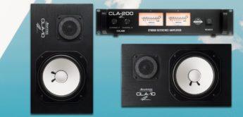 Test: Avantone Pro CLA-10, CLA-200, passive Nahfeldmonitore, Endstufe