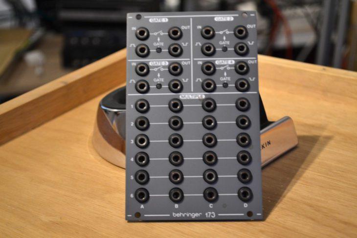 Test: Behringer System 100 Eurorack