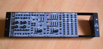 Test: Behringer System 100 Eurorack, VCO 112, LFO 150, VCA 140, Multip.173