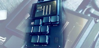DirtyWave M8 – Handheld-Synthesizer & Sequencer