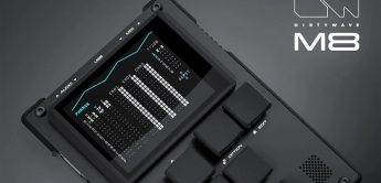Dirtywave M8, Handheld-Synthesizer mit Tracker-Sequencer